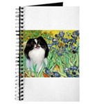 Irises/Japanese Chin Journal