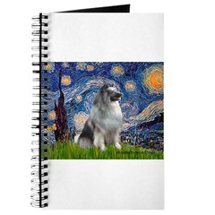 Starry / Keeshond Journal