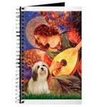 Mandolin / Lhasa Apso #4 Journal
