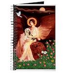 Angel / Lhasa Apso #4 Journal