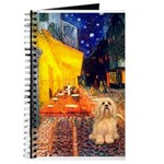 Cafe / Lhasa Apso #9 Journal