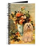 Vase / Lhasa Apso #9 Journal