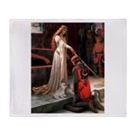 The Accolade & Lhasa Apso Throw Blanket