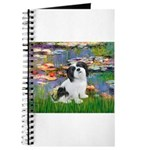 Lilies / Lhasa Apso #2 Journal