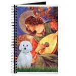 Mandolin Angel / Maltese (B) Journal