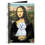 Mona Lisa / Maltese (B) Journal
