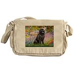 Garden / Newfoundland Messenger Bag