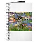 Lilies / Nor Elkhound Journal