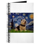 Starry /Norwich Terrier Journal