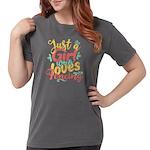 Starry / Nova Scotia Organic Toddler T-Shirt (dark