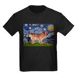 Starry / Nova Scotia Kids Dark T-Shirt