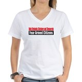 They Fear Armed Citizens Shirt