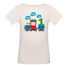 Train 1st Birthday Tee