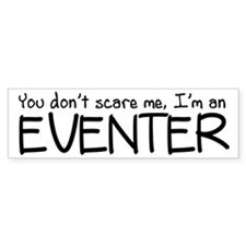 Eventing Bumper Sticker