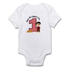 Pirate 1st Birthday Infant Bodysuit