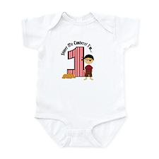 Pirate 1st Birthday Infant Bodysuit