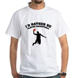 Playing basketball Shirt