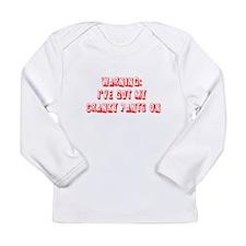Cranky Pants long-sleeve baby t-shirt