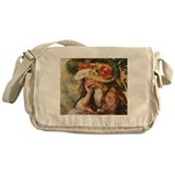 Young Artists, Renoir Messenger Bag