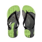 Elephant Flip Flops