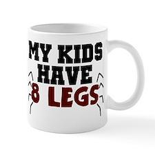 'My Kids Have 8 Legs' Mug