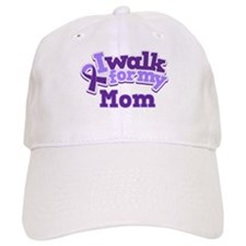 Alzheimers Walk For Mom Baseball Cap