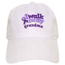 Alzheimers Walk For Grandma Baseball Cap
