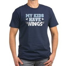 'My Kids Have Wings' T
