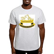 DUI - 3rd Sqdrn - 8th Cavalry Regt T-Shirt