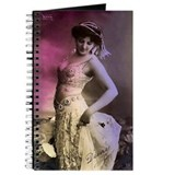 Lovely Vintage Bellydancer Journal