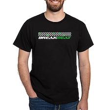 Breakbeat Pattern T-Shirt