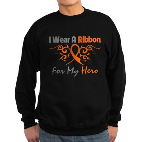 Hero Ribbon COPD Sweatshirt (dark)