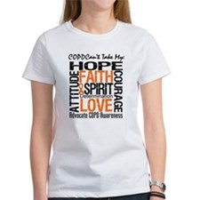 COPD Together For Cure Tee
