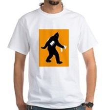 Bigfoot Surprised Shirt