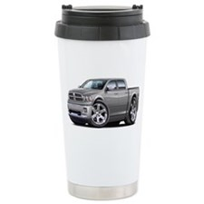 Ram Silver Dual Cab Ceramic Travel Mug