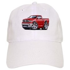 Ram Red Truck Baseball Cap
