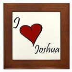 Joshua Framed Tile