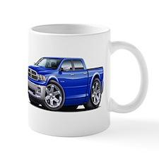 Ram Blue Dual Cab Mug