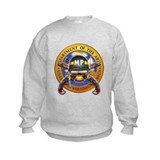 US Army Military Police Skull Sweatshirt