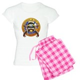 US Army Military Police Skull pajamas