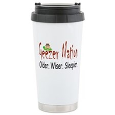 Sleepier Ceramic Travel Mug