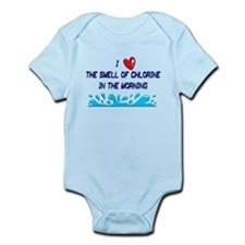 Chlorine in the Morning Infant Bodysuit