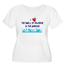 Chlorine in the Morning T-Shirt