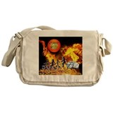 Blazing Sun CRPS RSD When You Messenger Bag