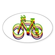 'Bicycles' Decal