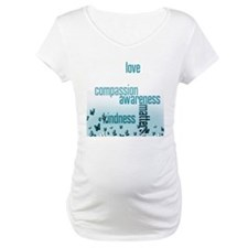 Kindness Matters Aqua Shirt