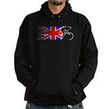 Track Cycling - UK Hoody