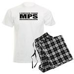 Pomeranian Men's Light Pajamas