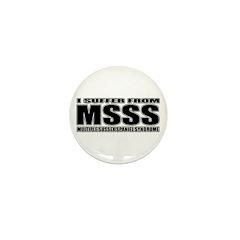 Sussex Spaniel Mini Button (10 pack)