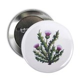 "scottish thistle 2.25"" Button (10 pack)"
